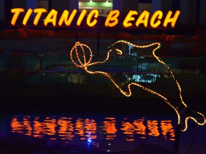Titanic Beach Photo Book