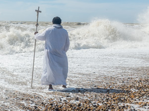Beach Baptism News Story